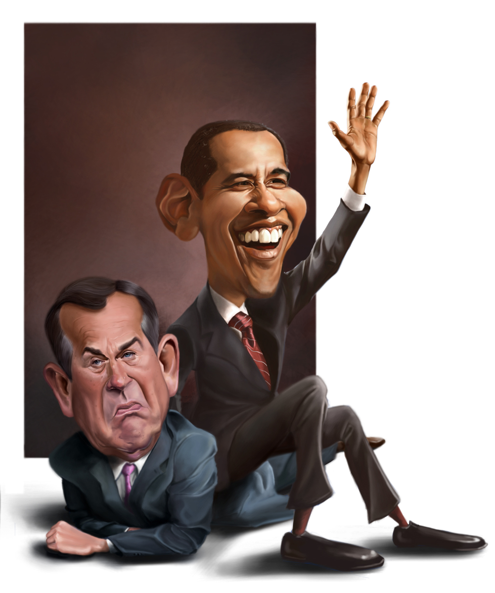 Boehner-Obama Negociations